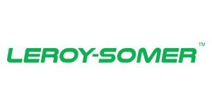 Leroy somer logo