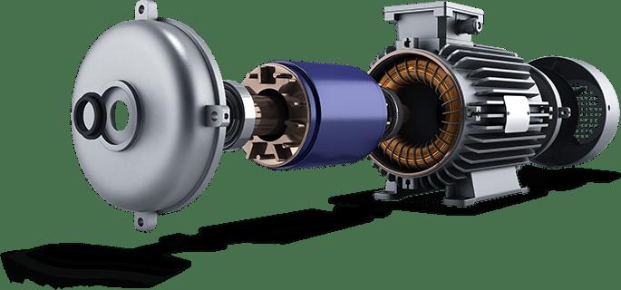 Motor parts graphic